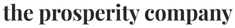 prosperity company